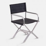 High-End Folding Aluminum Boat Chair A6000VBL