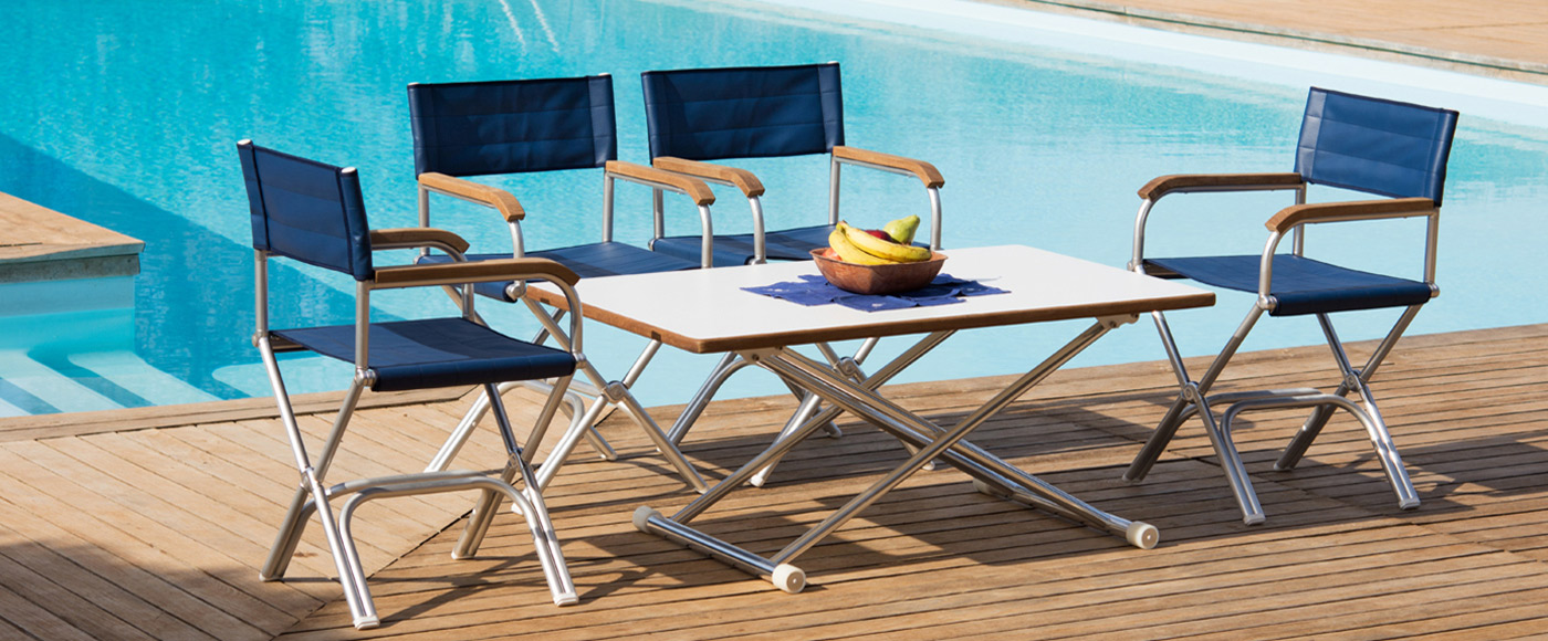 Boat Chairs | Boat Tables | FORMA MARINE