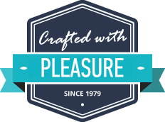 Crafted with pleasure